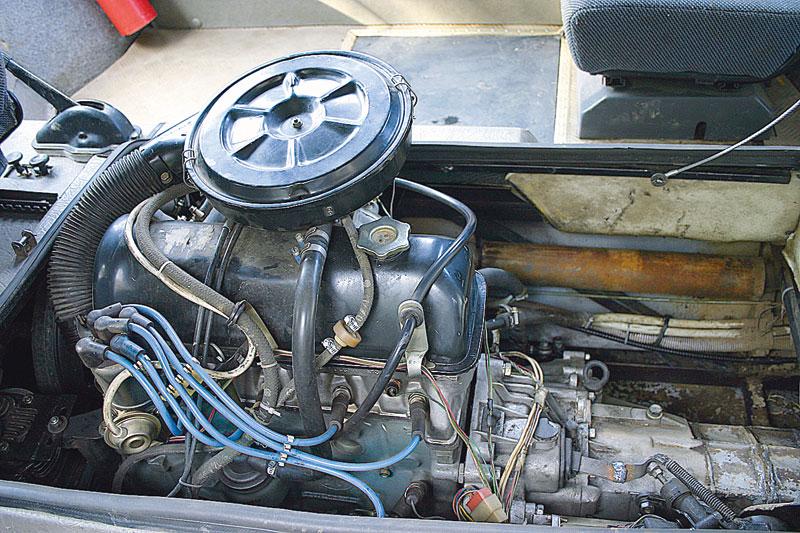 Двигатель установить своими руками